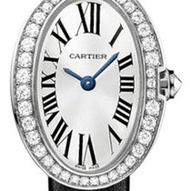 Cartier Baignoire White gold Silver United States of America, Florida, Sunny Isles Beach