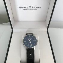 Maurice Lacroix Steel 40mm Quartz EL1118-SS001-410-1 pre-owned