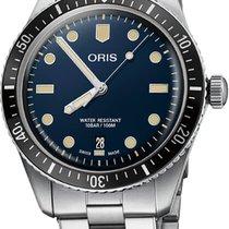 Oris Divers Sixty Five Acero 40mm Azul España, España