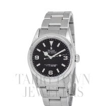 Rolex 14270 Steel 1999 Explorer 36mm pre-owned United States of America, New York, Hartsdale