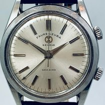 Favre-Leuba Steel Manual winding pre-owned