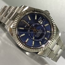 Rolex 326934 Steel Sky-Dweller pre-owned