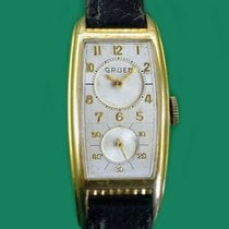Gruen 44.6mm Manual winding pre-owned United States of America, California, Los Angeles