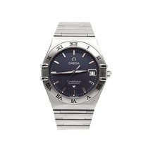 Omega Constellation Steel 27mm Bordeaux
