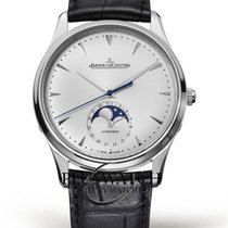 Jaeger-LeCoultre MASTER ULTRA THIN MOON Stainless Steel...