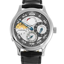 Chopard 39.5mm Cuerda manual 2012 usados L.U.C Plata