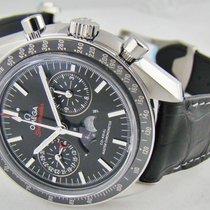 Omega Speedmaster Professional Moonwatch Moonphase Steel 43.5mm Black United States of America, Illinois, Lincolnshire