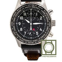 IWC Pilot Chronograph IW395001 New Steel 45mm Automatic