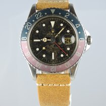 Rolex 1961 GMT-Master PCG Cornino - Gilt CR Dial