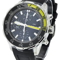 IWC 376702 Aquatimer Chronograph Mens 44mm Automatic in Steel...