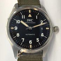 IWC (アイ・ダブリュー・シー) パイロット ウォッチ マーク 327007 新品 ステンレス 40mm 自動巻き