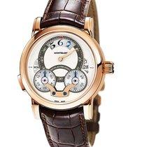 Montblanc 108789 Nicolas Rieussec Rising Hours Chronograph in...