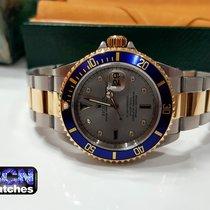 Rolex Submariner Date Sultan Serti dial 2  years  rolex warranty