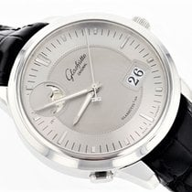 Glashütte Original Senator Panorama Date Moon Phase Steel 40,1mm United States of America, Florida, Sunny Isleas Beach