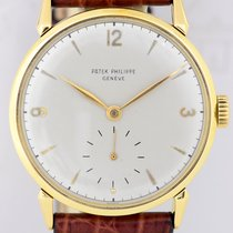 Patek Philippe Calatrava 18k Vintage small second Cal. 12-400...
