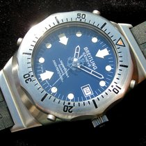 Breitling SUPEROCEAN DEEP SEA 81190 SUPERKOMPRESSOR STAHL