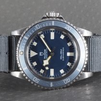 "Tudor Submariner 9401 MN79 ""Marine Nationale"" with Ledger Copy"