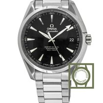 Omega Seamaster Aqua Terra 150m Master Co-Axial 41.5mm Steel NEW