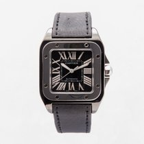Cartier Santos 100 pre-owned 33mm Steel