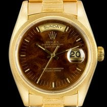 Rolex Day-Date 36 Yellow gold 36mm No numerals United Kingdom, London