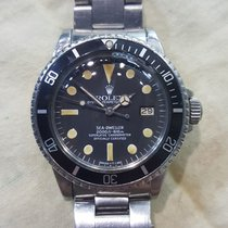 Rolex Sea-Dweller Great White Mark III Maxi Dial
