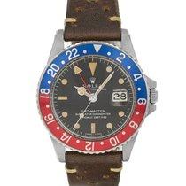 Rolex GMT-Master Steel 40mm Black No numerals United States of America, Maryland, Baltimore, MD