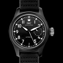 IWC Big Pilot Top Gun Ceramic 46.00mm Black United States of America, California, San Mateo