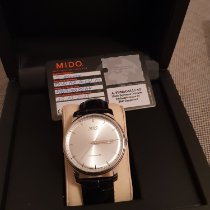 Mido Steel 41mm Automatic M010.408.16.031.20 pre-owned
