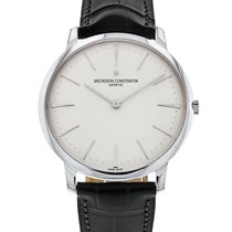 Vacheron Constantin 40mm Manual winding 2002 pre-owned Patrimony Champagne