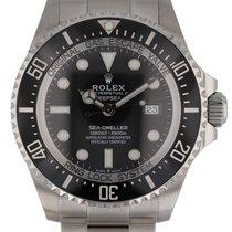 Rolex Sea-Dweller Deepsea pre-owned 44mm Steel