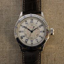 Longines Lindbergh Hour Angle Silver United States of America, New Jersey, Princeton