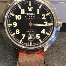 Terra Cielo Mare Steel 44mm Automatic Tc7103AC3PA new