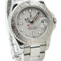 Rolex Yacht-Master Steel 35mm Silver United States of America, Indiana, Carmel