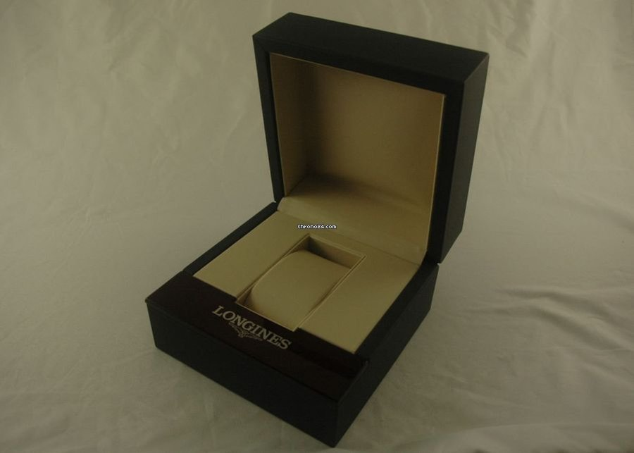 Boxes, Cases & Watch Winders Longines Watches Box With Packaging Carton Bakelite Top Condition Box Case Jewelry & Watches