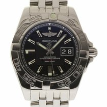 Breitling Galactic 41 A49350 2002 pre-owned