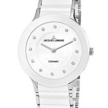 Jacques Lemans Women's watch 32mm Quartz new Watch with original box and original papers