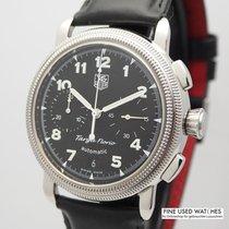 TAG Heuer Targa Florio Steel 40mm Black