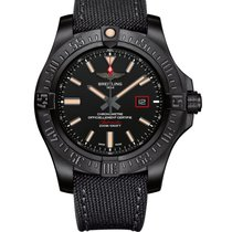 Breitling Avenger Blackbird 44 Titanium 44mm Black No numerals United States of America, Iowa, Des Moines