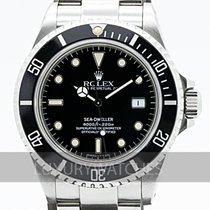 Rolex Sea-Dweller 4000 Ατσάλι 40mm Μαύρο