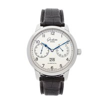Glashütte Original Senator Observer 100-14-05-02-04 pre-owned