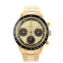 Rolex Daytona Or jaune 37mm Champagne