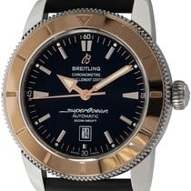 Breitling Superocean Héritage 46 Steel 46mm Black United States of America, Texas, Austin