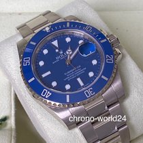 Rolex Submariner Date 116619LB 2011 pre-owned