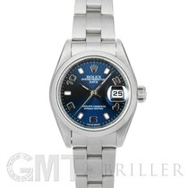 Rolex Oyster Perpetual Lady Date 26mm Blue