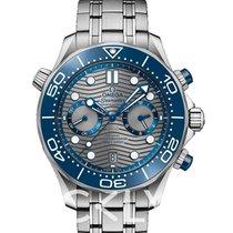 Omega Seamaster Diver 300 M 210.30.44.51.06.001 nouveau