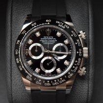 Rolex Daytona Белое золото 40mm Черный Без цифр Россия, Moscow