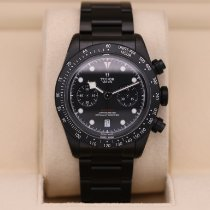 Tudor Black Bay Chrono 79360DK Unworn Steel 41mm Automatic