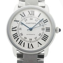 Cartier Ronde Solo de Cartier new Automatic Watch with original box and original papers W6701011