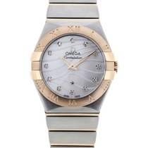 Omega Constellation Quartz 27 Gemstones