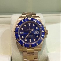 Rolex Submariner Date Yellow Gold 116618BL